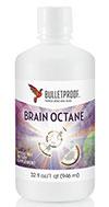 Bulletproof Brain Octane en Mexico
